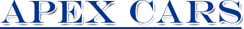 apex cars logo.